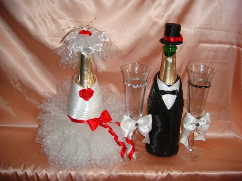 Шампанське і весілля - частина 4 Любов / Кохання, Прикраси, Весілля, Декор, Шлюб, Сім'я, ВІдгуки, Радість, Щастя, Шампанське id984690557