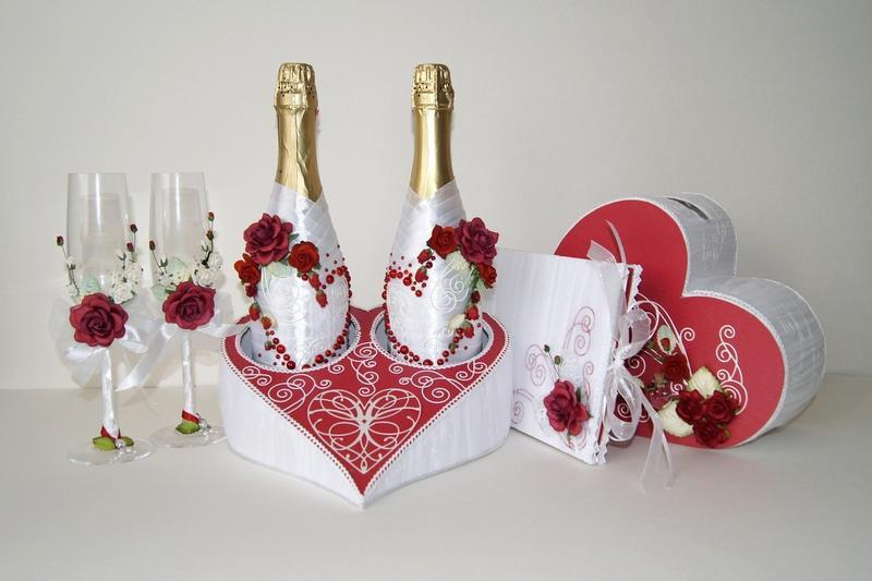 Champagne and the wedding - part 6 Love, Decoration, Decor, Wedding, Marriage, Family, Reviews, Joy, Happiness, Champagne id456190635