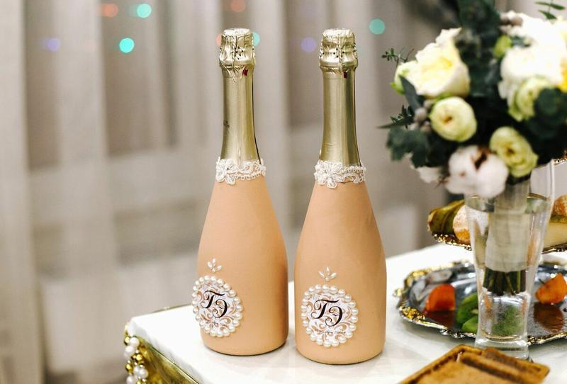 Champagne and the wedding - part 6 Love, Decoration, Decor, Wedding, Marriage, Family, Reviews, Joy, Happiness, Champagne id1458923000
