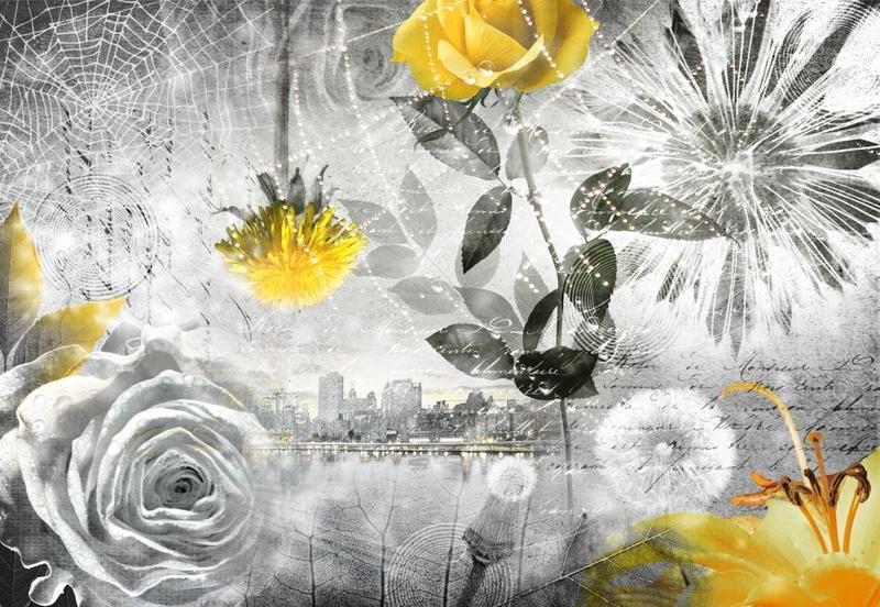 Знайомство з абстракцією 3d-  частина 1 Абстракція, 3D, Квіти, Краса, Мистецтво, ФотоШпалери, Магнолія, Троянди id906658318