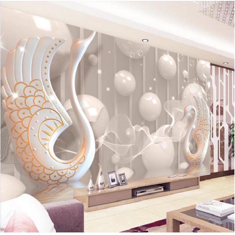 Знайомство з абстракцією 3d -  частина 5 Абстракція, 3D, Квіти, Краса, Мистецтво, ФотоШпалери, Спальня, Вітальня, Лебеді id1214913968