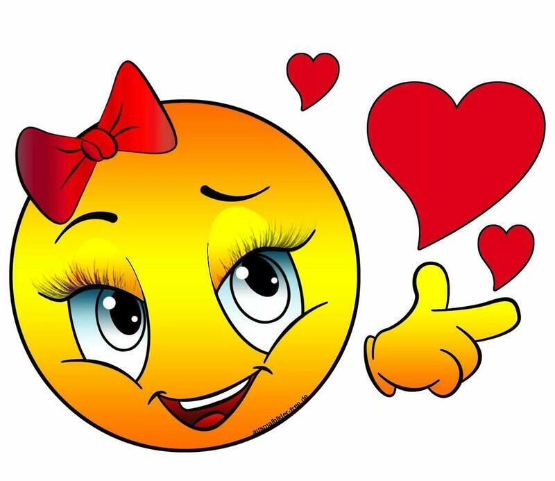 Смайлики і любов Позитив, Любов / Кохання, Смайлики, Сайт знайомств Дві Зірки, Чоловіки, Жінки id1109700270