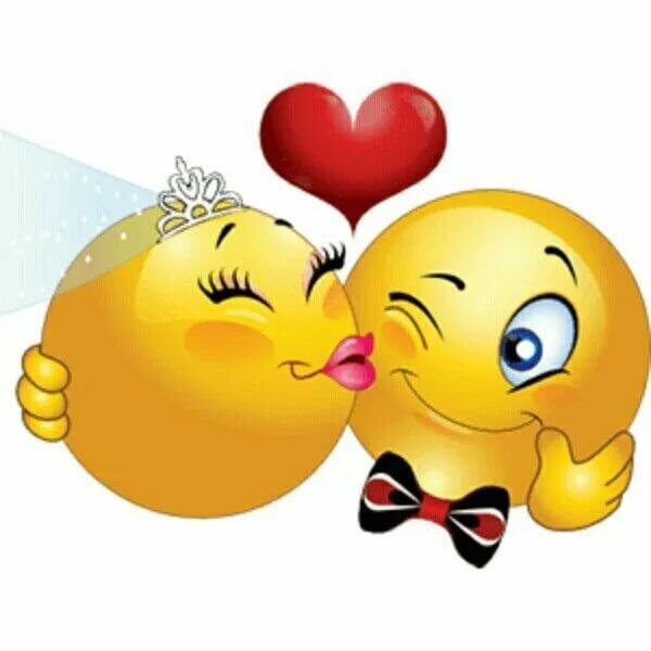 Смайлики і емоції Позитив, Любов / Кохання, Смайлики, Сайт знайомств Дві Зірки, Чоловіки, Жінки id1237923584