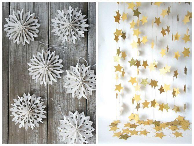 Сніжинки і витинанки 2021: паперовий декор на вікна своїми руками Свята, Новий рік, Сніжинки, Витинанки, Паперовий декор на вікна своїми руками id247045489