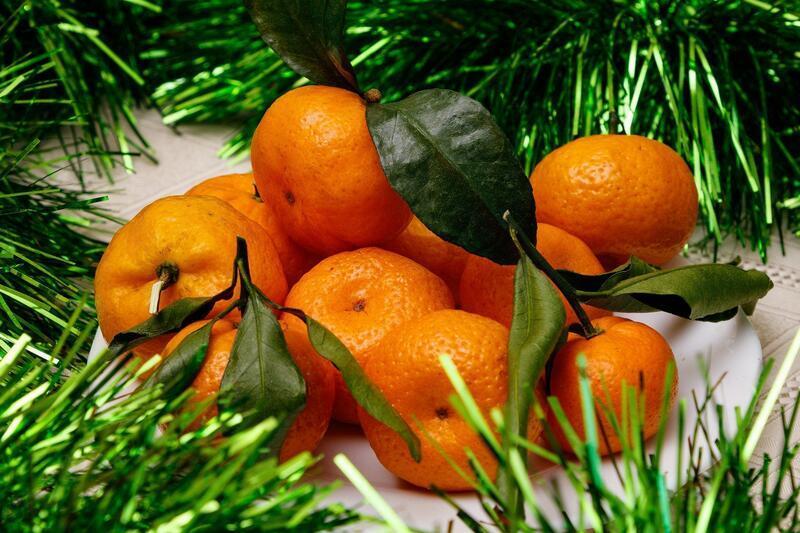 Вітаміни - Мандарини - Зима Природа, Їжа, Позитив, Здоров'я, Харчування, Сад, Фрукти, Цитрусові id1509430095