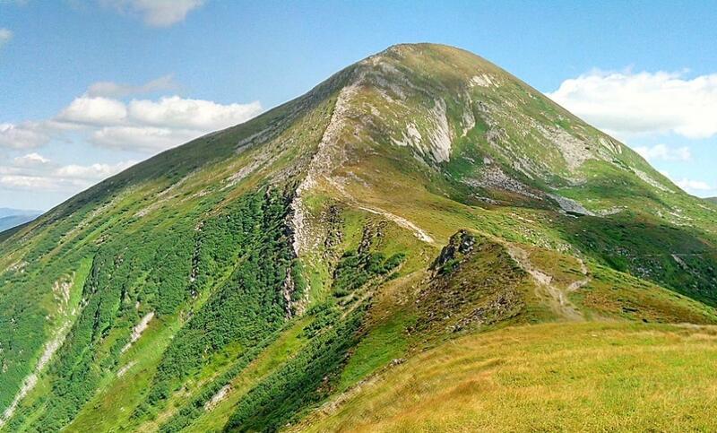 Знайомства Ворохта. Найвища гора України - Говерла Природа, Найвища гора України, Гори, Гора, Україна id1806737730