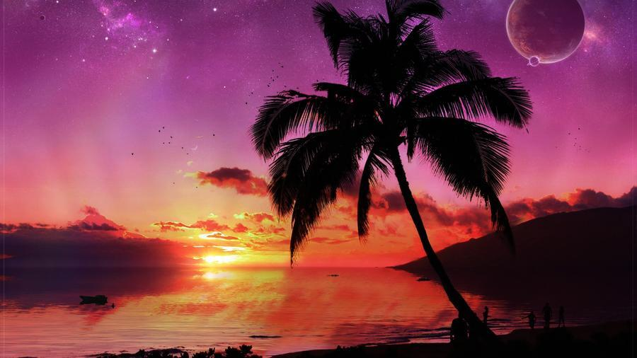 Дивовижна краса природи - частина 9 Небо, Гори, Озеро, Дерева, Ліс, Водоспад, Море, Океан, Схід, Захід id1157806263