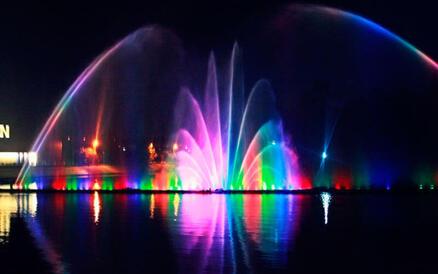 """Онлайн Знайомства Вінниця. Унікальність світломузичного фонтану """"Рошен"""" Цікаві місця для побачень, Романтична зустріч, Cвітломузичний фонтан id1917694935"""