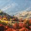 Краса жовтня - частина 17 Природа, Осінь, Жовтень, Дерева, Карпати, Схід, Сонце, Вода, Листя, Небо id1483169779