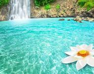Краса природи  зачаровує - частина 2 Небо, Арт, Гори, Водоспад, Ліси, Ліс, Природа, Листя id1396038389
