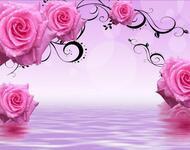 Вітання для Матусь частина 1 Троянди, Матуся, Любов, Вітання, Квіти, Фантазія id440331921