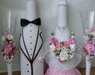 Шампанське і весілля - частина 4 Любов / Кохання, Прикраси, Весілля, Декор, Шлюб, Сім'я, ВІдгуки, Радість, Щастя, Шампанське id1025338568