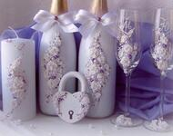 Champagne and the wedding - part 6 Love, Decoration, Decor, Wedding, Marriage, Family, Reviews, Joy, Happiness, Champagne id1233796095