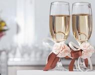 Шампанське і весілля - частина 7 Любов / Кохання, Прикраси, Декор, Весілля, Шлюб, Сім'я, ВІдгуки, Радість, Щастя, Шампанське id307412065