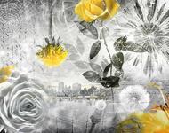 Знайомство з абстракцією 3d-  частина 1 Абстракція, 3D, Квіти, Краса, Мистецтво, ФотоШпалери, Магнолія, Троянди id1770900997
