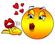 Смайлики і любов Позитив, Любов / Кохання, Смайлики, Сайт знайомств Дві Зірки, Чоловіки, Жінки id538504979