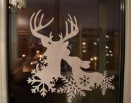 Новорічні фігурки та витинанки: паперовий декор на вікна своїми руками Свята, Новий рік, Новорічні фігурки, Витинанки, Паперовий декор на вікна своїми руками id72976370