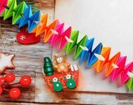 Новорічні гірлянди 2021: паперовий декор на вікна своїми руками Свята, Новий рік, Новорічні гірлянди, Паперовий декор на вікна своїми руками id41829945