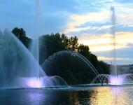 """Онлайн Знайомства Вінниця. Романтична зустріч і світломузичний фонтан """"Рошен"""" Цікаві місця для побачень, Романтична зустріч, Світломузичний фонтан id353412985"""