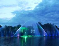 """Онлайн Знайомства Вінниця. Романтична зустріч і світломузичний фонтан """"Рошен"""" Цікаві місця для побачень, Романтична зустріч, Світломузичний фонтан id870672261"""