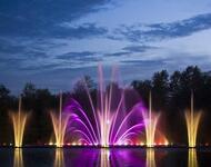 """Онлайн Знайомства Вінниця. Побачення біля світломузичного фонтану """"Рошен"""" Цікаві місця для побачень, Романтична зустріч, Cвітломузичний фонтан id188228915"""