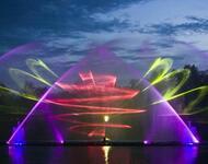 """Онлайн Знайомства Вінниця. Унікальність світломузичного фонтану """"Рошен"""" Цікаві місця для побачень, Романтична зустріч, Cвітломузичний фонтан id212173026"""