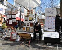 ФотоШпалери - Париж  - частина 7 Романтична зустріч, Знайомства, Франція, Париж, Цікаві місця для побачень, Пам'ятки id850021700