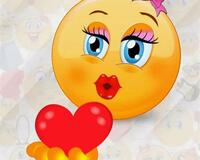Смайлики і настрій Позитив, Любов / Кохання, Смайлики, Сайт знайомств Дві Зірки, Чоловіки, Жінки id1296598827