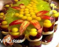 Желатиновий торт з фруктами id1190932429