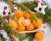 Мандарини - Новий рік - Зима id1064420829